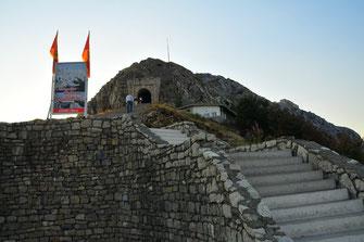 Fotos von Lovcen - Aussichtspunkt in Montenegro