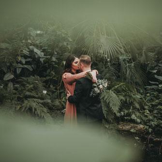 Hochzeitsfotograf für Paaraufnahmen in Frankfurt und Deutschlandweit