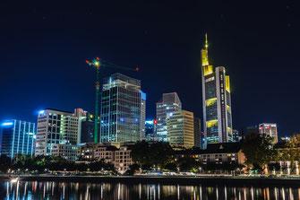 Fotos von Frankfurt am Main - Hessen in Deutschland
