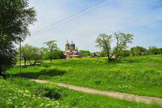 Fotos von Otkaznoje Dorf in Stawropolskij krai im Süden Russlands