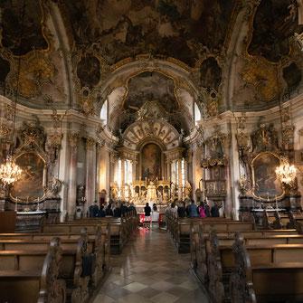 Hochzeitsfotografie und Hochzeitsfilme in Altenstadt