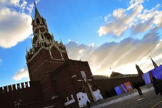 Fotos von Moskau - Hauptstadt Russlands