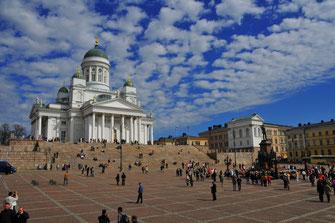 Fotos von Helsinki - Hauptstadt von Finnland