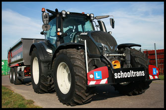 Tractor T opleiding