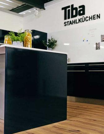 TIBA Stahlküchen von INNenRAUM Rattenberg  - Exklusiv in Österreich