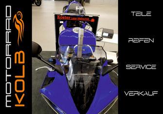 Werkstatt Motorrad Kolb