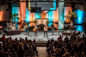 Lobpreiskonzert christliches Konzert