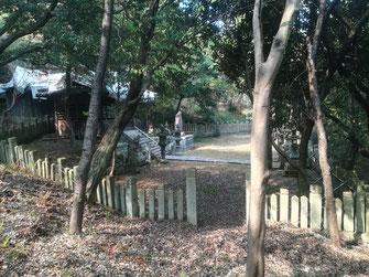 四郷町山脇の印鐸神社