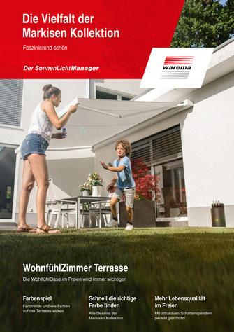 Download WAREMA Markisen Kollektion
