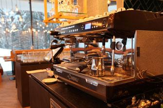 Kaffee für alle!