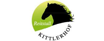 Reitstall Kittlerhof Logos Grafik Logodesign