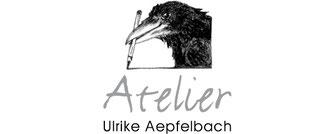 Ulrike Aepfelbach Logo Design