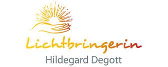 Lichtbringerin Logos Grafik Logodesign