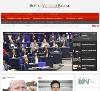 BundesVerkehrsPortal