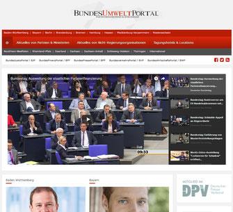 BundesUmweltPortal