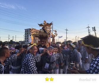 らむねさん:八重垣神社 祇園祭