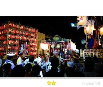 mamezoさん: 菖蒲夏祭り「天王様」