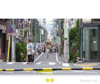 tyanmaruさん: 高田氷川神社大祭