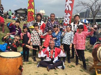 日比谷大江戸まつり 2019, ステージプログラム, 和太鼓演奏, 参加出演者, 寿太鼓 江戸の星