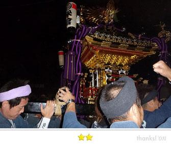 千囃連さん:葦茅神社祭礼