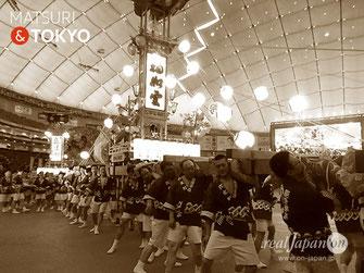 能登穴水キリコ祭り in TOKYO, 東京ドーム, ふるさと祭り東京