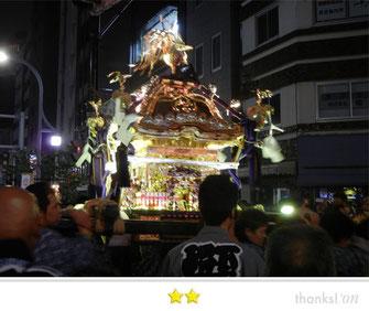svanejyuさん:下谷神社例大祭