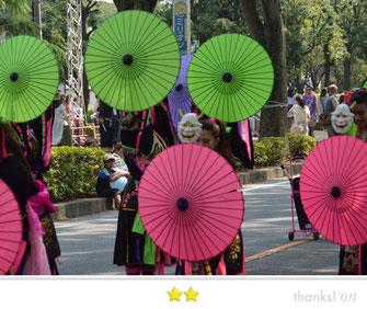 カエルさん:朝霞 彩夏祭
