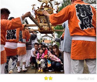八重垣写真館さん:松山神社例大祭