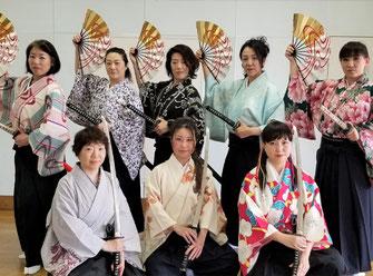 日比谷大江戸まつり 2019, ステージプログラム, 参加出演者, 剣舞, 創作剣舞橘一刀流AGE刃