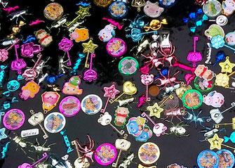 Jewelry scooping, Hibiya Oedo Matsuri 2019, Matsuri Stalls
