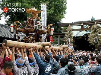 牛嶋神社大祭, 2017年度公式開催情報