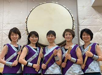 日比谷大江戸まつり 2019, ステージプログラム, 参加出演者, 和太鼓演奏, 咲輪-WARAWA-