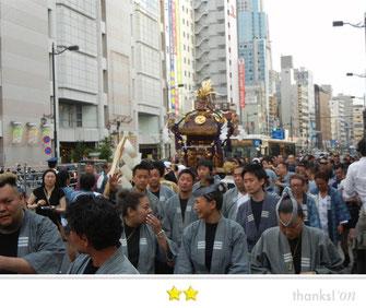 svanejyuさん:八幡神社大祭