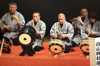 練馬白山神社囃子連, お囃子, お祭りパレード, 日比谷大江戸まつり