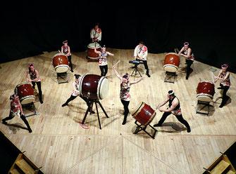 日比谷大江戸まつり 2019, ステージプログラム, 参加出演者, 和太鼓, 和太鼓会 和光太鼓