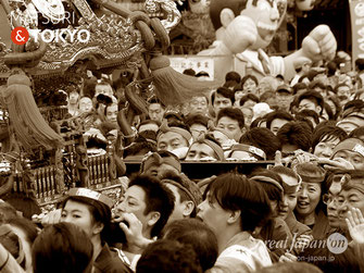 神田祭, 神田明神, 神輿連合宮入, 2017年5月14日