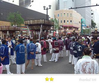 すばるαさん:第42回藤沢市民まつり