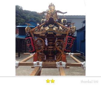 Tさん: 25年度叶神社例大祭