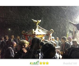 いずみやさん:湯沢温泉雪まつり