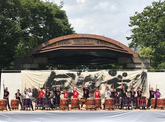 日比谷大江戸まつり 2019, ステージプログラム, 参加出演者, 和太鼓, ヒビカス横浜