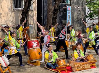 日比谷大江戸まつり 2019, ステージプログラム, 和太鼓演奏, 参加出演者, 江戸っ子わんぱく太鼓