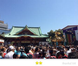 恵利子さん:神田祭