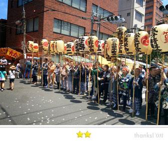 二郎さん:小野照崎神社大祭