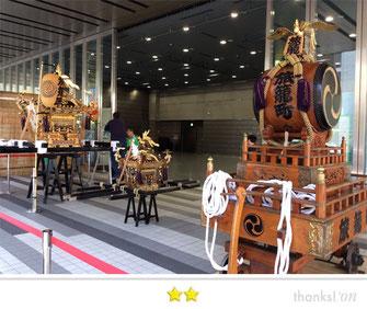 岡倉司郎さん:神田旅籠町山車大小神輿