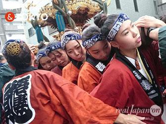 平成29年度 活動報告,牛嶋神社大祭, ・フォトコンテストを実施,2017年10月18日