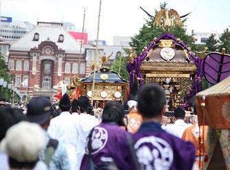 日比谷大江戸まつり,HIBIYA OEDO MATSURI 2019, 東京都神社庁, 神輿写真展