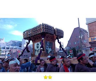 まさヤンさん: 千葉の親子三代夏祭り