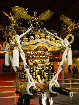 日比谷大江戸まつり 2019, お祭りパレード, 参加出場神輿, Cygames