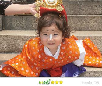 まゆぴょんさん: 石浜神社大祭