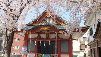 千囃蓮さん:浅草 浅間神社